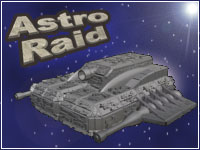 Astro-Raid - download galaxy game