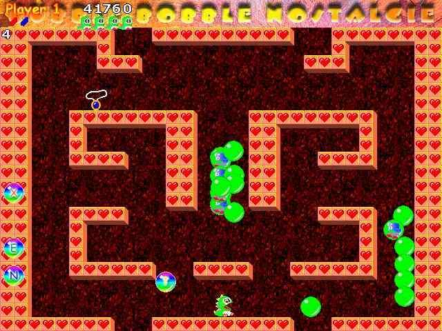 bubble bobble online game