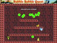 Free download Bubble Bobble game.