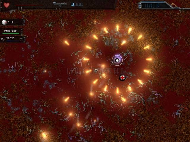 Crimsonland game - download shooter