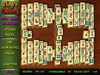 Download MahJong game.