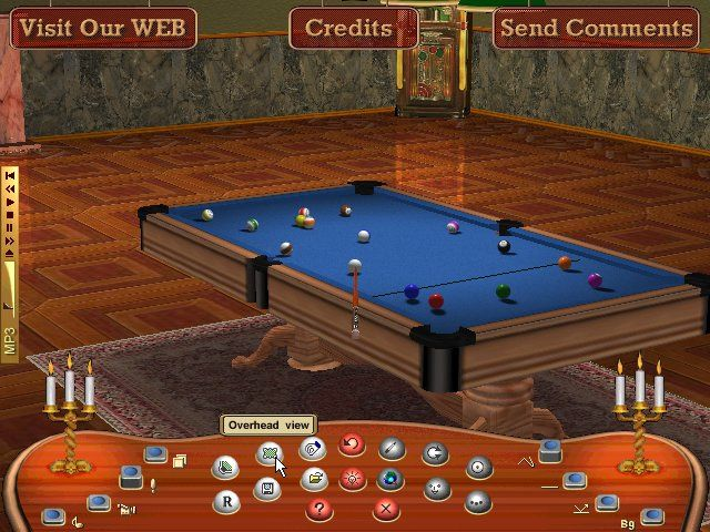 Download live pool. Virtual Pool download.