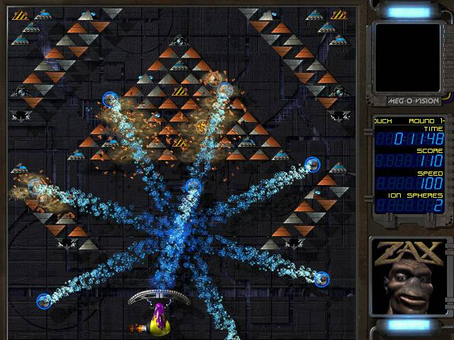 Free download Ricochet - download arkanoid game