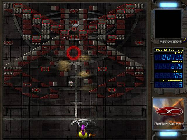 Ricochet game - download arkanoid